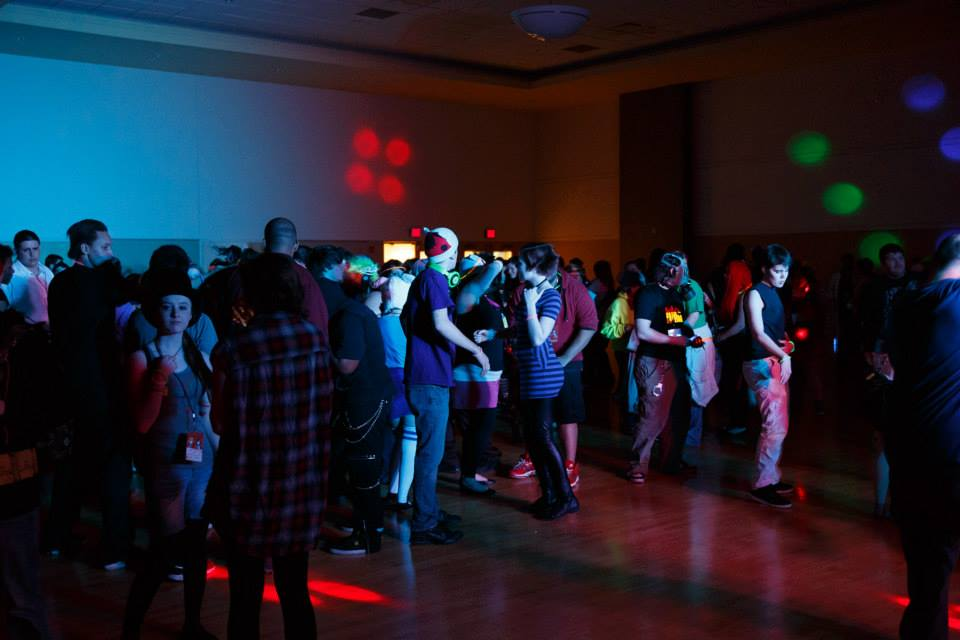 The Animarathon XII Rave.